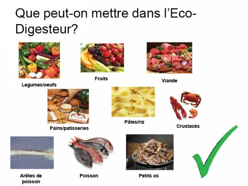 Ce que l 39 on peut mettre dans l 39 eco digesteur traitement des d chets alimentaires paris eco - Que mettre dans un panier garni ...